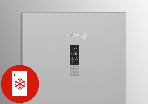 Servicio técnico reparación congelador Fagor